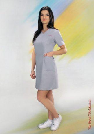 Sukienka kolorowa C2