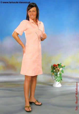 Sukienka kolorowa C1