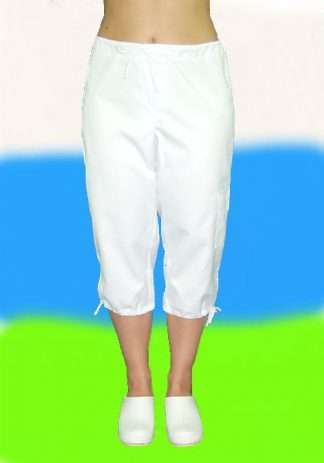 Spodnie damskie rybaczki K3