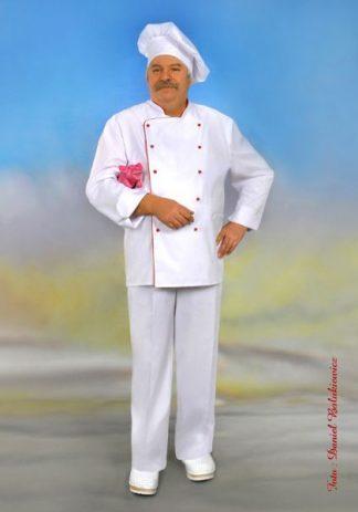 Ubranie kucharskie T1